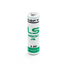 Battery SAFT 3.6V / 2600mAh (LS14500)