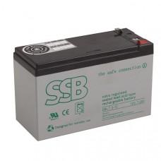 Akumulators SSB SBL 7.2V-12