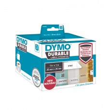 DYMO Durable Industrial Labels 25 x 25mm / (1933083)