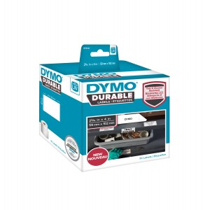 DYMO Durable Industrial Labels 59 x 102mm / (1976414)