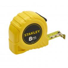 STANLEY Mērīšanas rulete / 8 m (1-30-457)