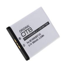 Akumulator zamienny Sony Ericsson K800/V800/W900/P990 (BST-33) Li-Ion