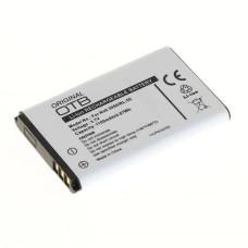 Bateria do Nokia 3110 6086 2330 2700 5030 (1100mAh) BL-5C BL-5CA BL-5CB Toshiba PX1728E-1BRS