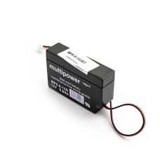 Akumulator Multipower MP0.8-12JST 12V 0,8Ah AGM bezobsługowy