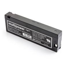 Akumulator Multipower MP1222A 12V 2.0Ah zastepuje VW-VBM7E, VW-VBM10E, LC-SA123R3BG, VW-VB30, PV-BP88A