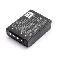 Bateria zamienna do HBC Radiomatic Fub05AA 6V 2000mAh BA205000, BA205030, BA206000, BA206030, BA225000, BA225030
