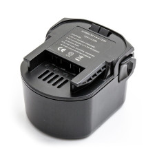 Bateria zamienna AEG 4932352532, 4932399696, 4932399697,4932399698 12V 3.0Ah NiMH do elektronarzędzi BS 12 G, BS 12X-R, BSB 12 G, BSB 12 STX-R, BSS 12 RW