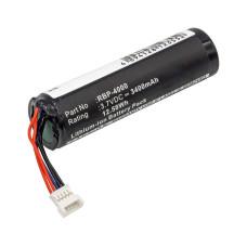 Bateria zamienna skanera Gryphon 128000894 3,7V 3400mAh Li-Ion do Gryphon GM4100, RBP-GM40