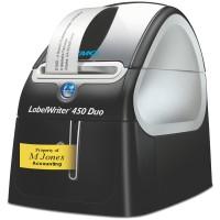 DYMO LabelWriter 450 Duo Uzlīmju Printeris (S0838930)